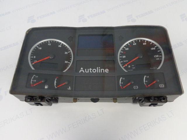 Siemens VDO Automative AG 81272026154 panou cu dispozitive pentru MAN autotractor