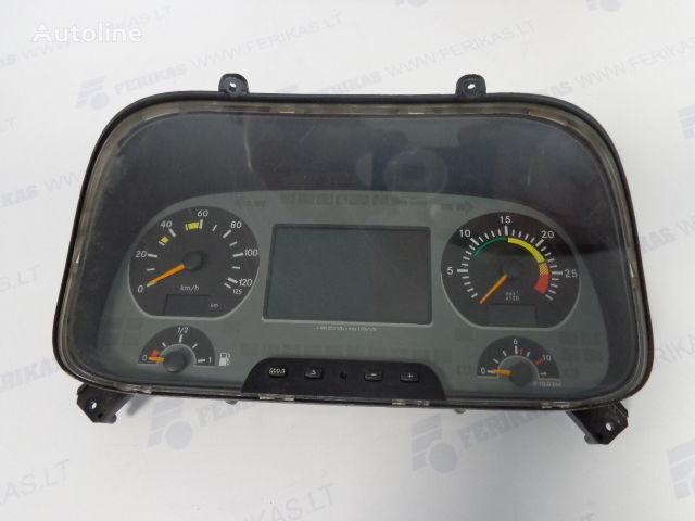 VDO speedometer dash Mercedes MB 0024467421, 0024460621, 0024461321, 0024461421, 0024469921 panou cu dispozitive pentru MERCEDES-BENZ Actros camion