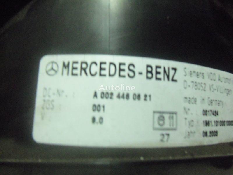 MERCEDES-BENZ MP2, MP3, MP4, INS electronic instrument panel 0024461321 panou cu dispozitive pentru MERCEDES-BENZ Actros autotractor