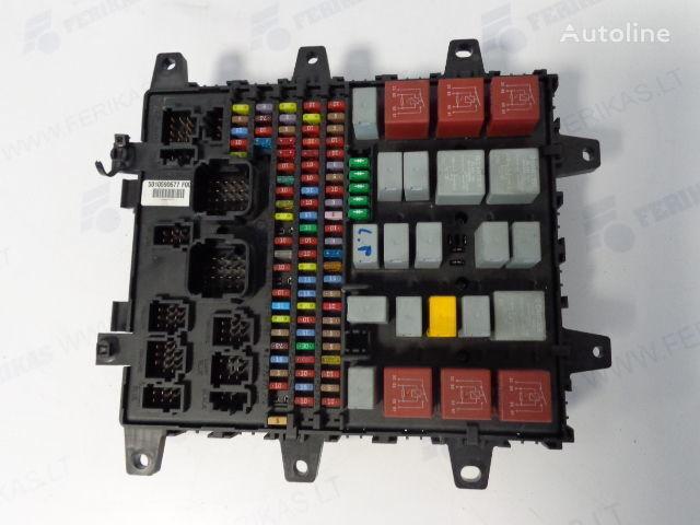 RENAULT Fuse protection box 7421169993, 5010590677, 7421079590, 50104288 panou de sigurante pentru RENAULT autotractor