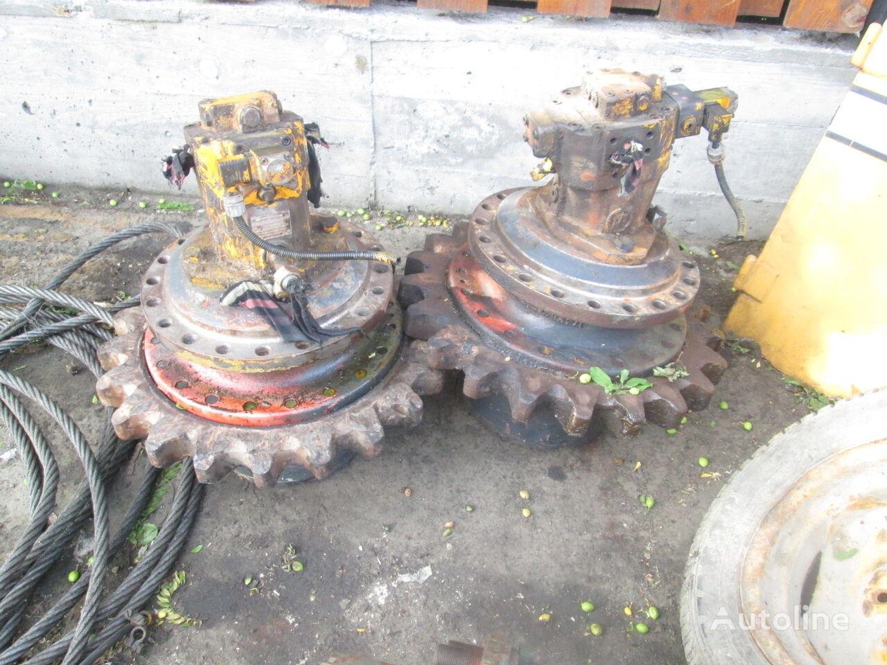 piese de schimb (Swing reducer + Hydraulic motor) pentru finisor asfalt Liba DF.110C