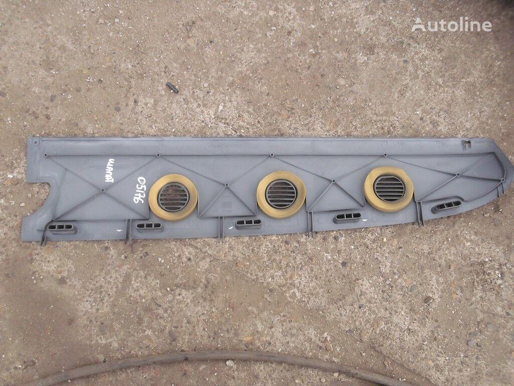 Nakladka-vozduhovod peredney paneli RH Scania piese de schimb pentru camion