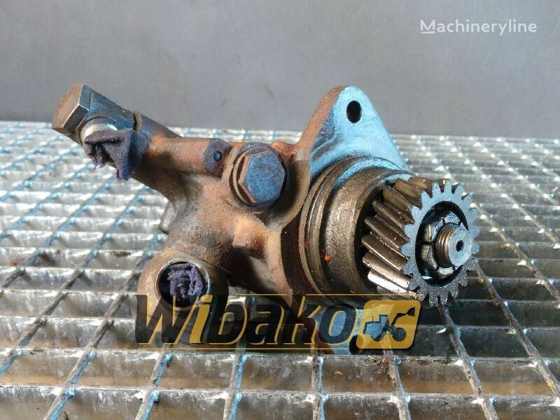 Gear pump NN 7673501162 piese de schimb pentru 7673501162 alte mașini de construcții