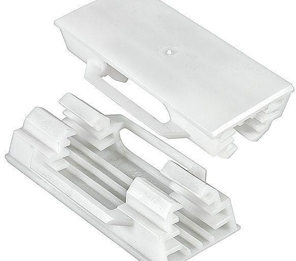 ŚLIZG LISTWY  CARGO FLOOR piese de schimb pentru CF 25 x 25 MM, 100sztuk. semiremorcă