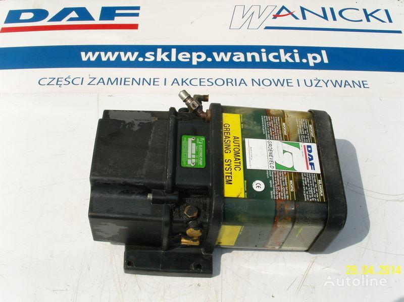 DAF POMPA AUTOMATYCZNEGO SMAROWANIA, Automatic Greasing System piese de schimb pentru DAF autotractor