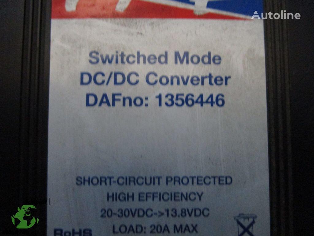 1356446 Converter DAF piese de schimb pentru DAF camion