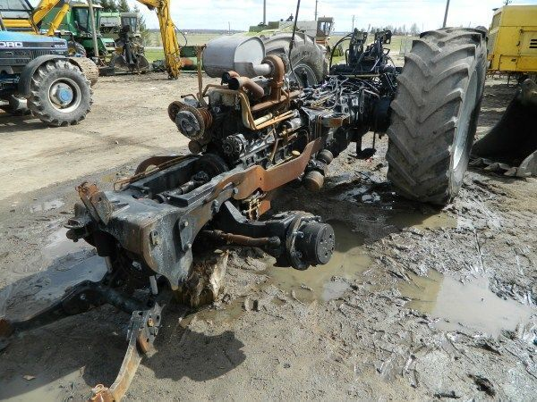 b/u zapchasti / used spare parts piese de schimb pentru DEUTZ-FAHR AGROTRON 130 tractor