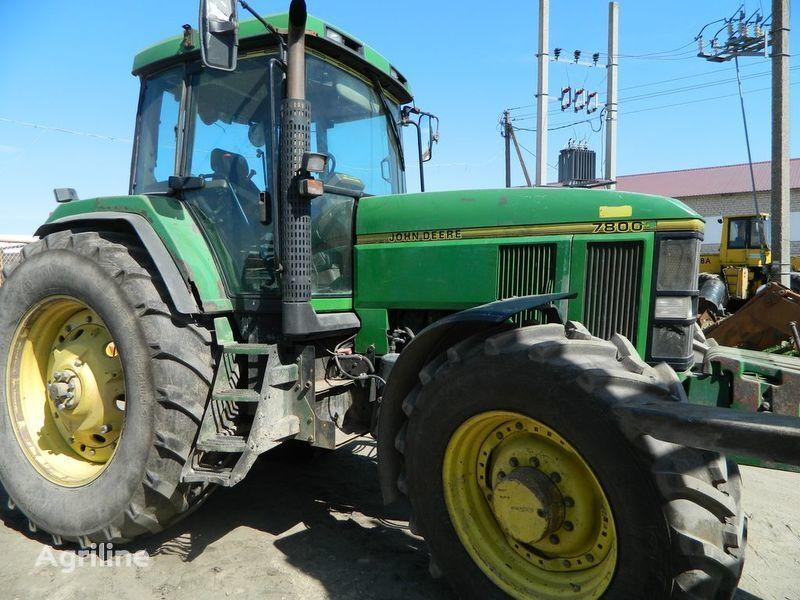 b/u zapchasti / used spare parts JOHN DEERE piese de schimb pentru JOHN DEERE 7800 tractor
