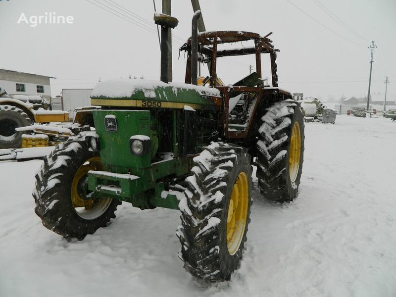 b/u zapchasti / used spare parts JOHN DEERE piese de schimb pentru JOHN DEERE 3050 tractor