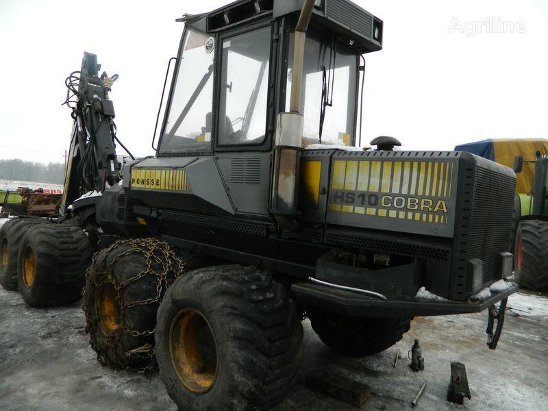b/u zapchasti/ used spare parts piese de schimb pentru PONSSE COBRA HS10 harvester
