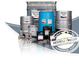 Sertificirovannoe originalnoe maslo ot Renault Trucks. RENAULT Trucks piese de schimb pentru RENAULT camion