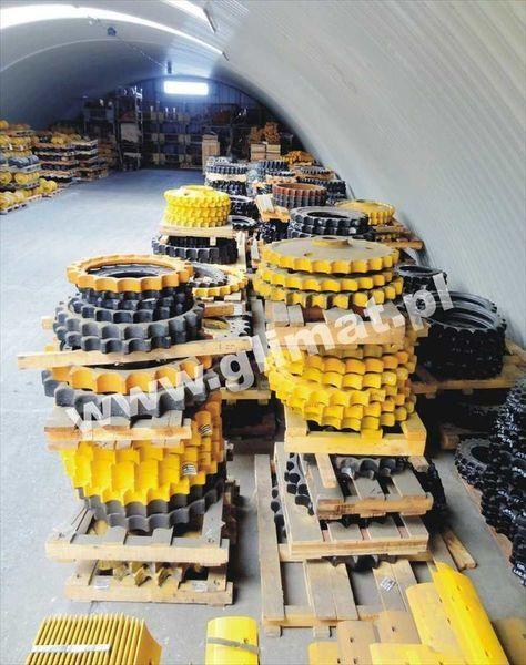 HANOMAG pinion pentru HANOMAG D600 utilaje de constructii nou