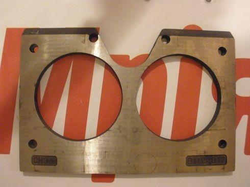 MECBO Iznosostoykie (plity treniya) placă în formă de fagure pentru pompă de beton