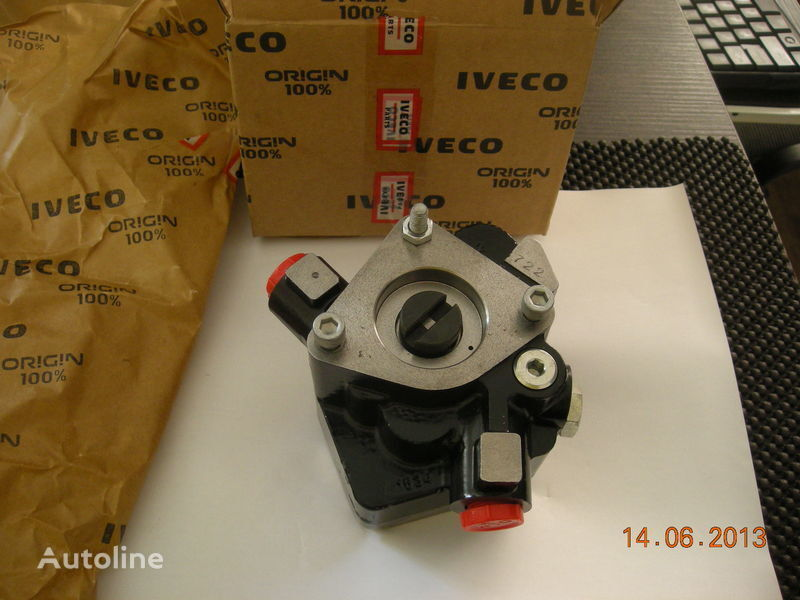 IVECO 500396487 504140125 pompă de combustibil pentru IVECO autotractor nou