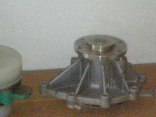 LASO, Germany 51065007049     55200114 pompă de răcire a motorului pentru MAN TGA autotractor nou
