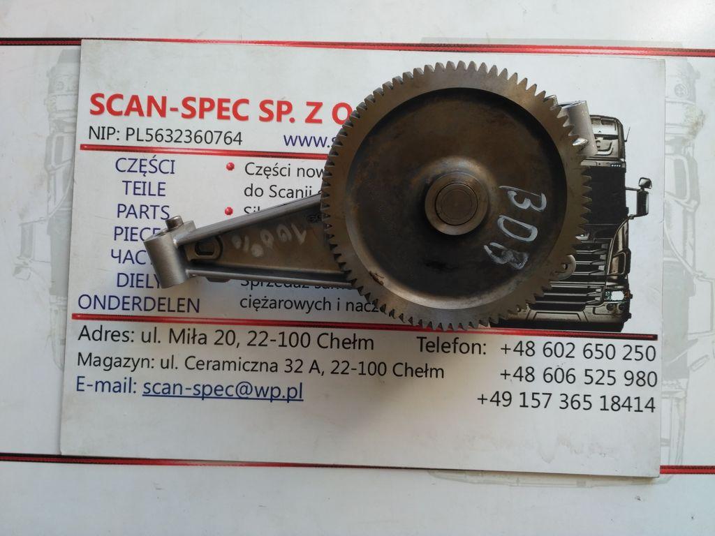 pompă de ulei SCANIA 1448659 HPI pentru autotractor SCANIA P R G T