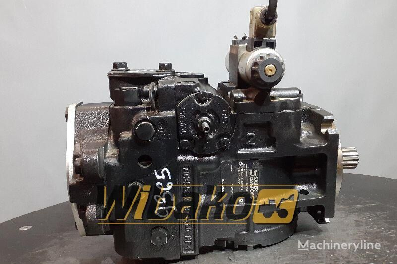 Hydraulic pump Sauer 90R055 DC5BC60S4S1 DG8GLA424224 (90R055DC5B pompă hidraulică pentru 90R055 DC5BC60S4S1 DG8GLA424224 (9422365) excavator