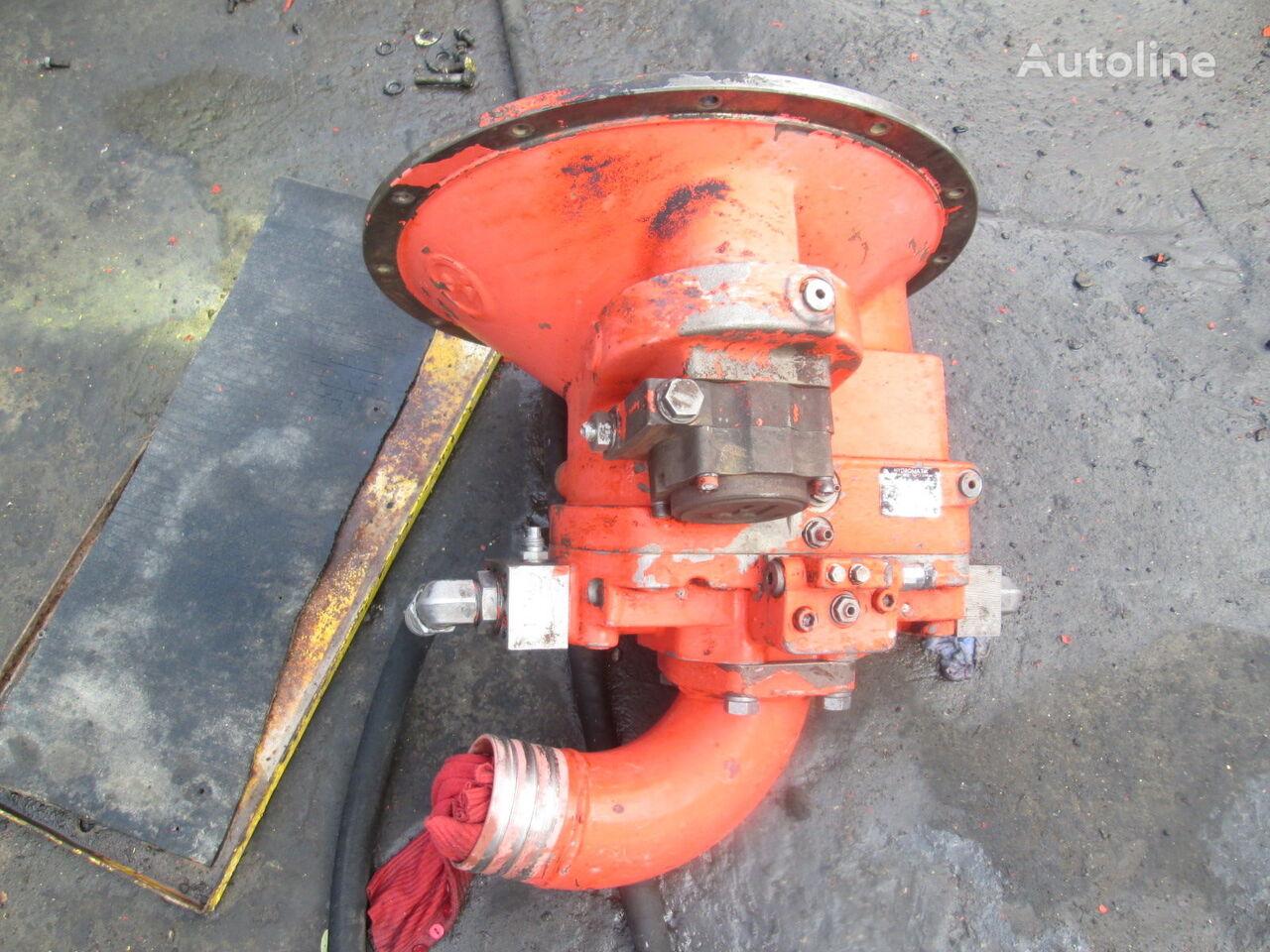 pompă hidraulică Hydromatik A8VD107SR pentru încărcător frontal