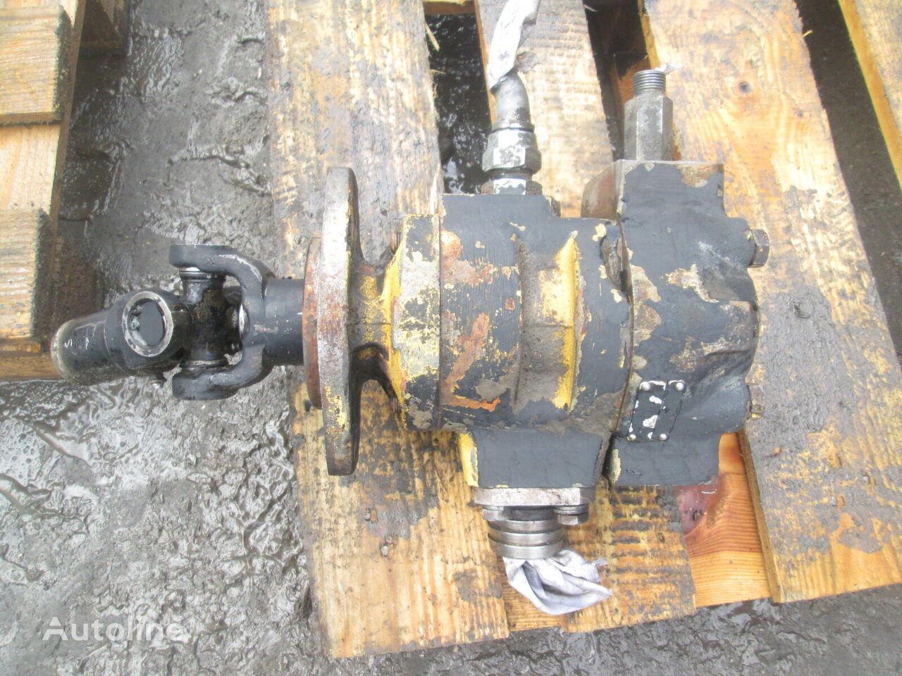 pompă hidraulică P2AJ190705A106 pentru buldoexcavator JCB 3CX