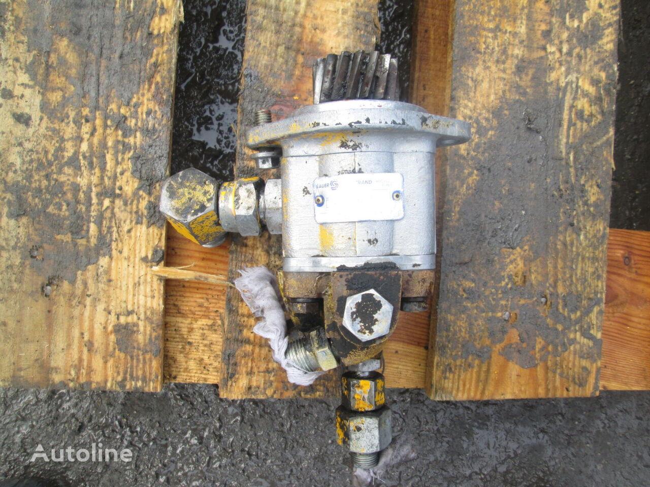 pompă hidraulică Sundstrand A12.5L29926 pentru încărcător frontal