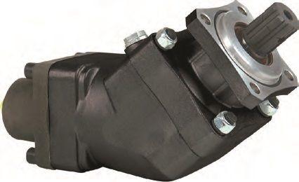 aksialno-porshnevoy 85 l/min. pompă hidraulică pentru camion nou