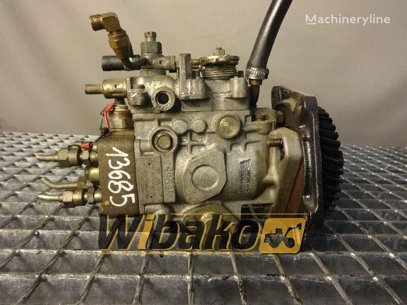 Injection pump Zexel 467L325024 pompa injectie pentru 467L325024 (104641-5323) alte mașini de construcții