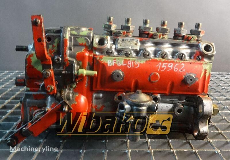 pompa injectie BOSCH 0400866076 pentru excavator 0400866076 (PES6A85D410/3RS2415)