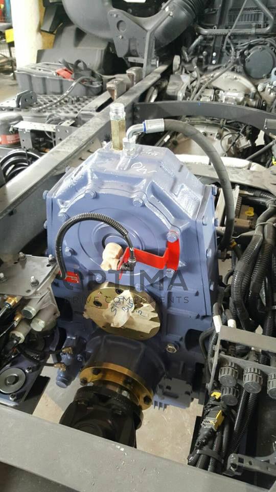 priză de putere OPTIMA OPS002 pentru maşină pentru vidanjări nou