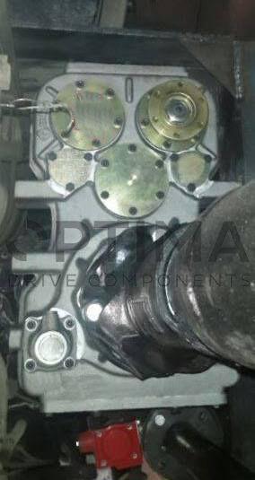 priză de putere OPTIMA Transfer Case - Split Shaft pentru maşină de desfundat canale nou