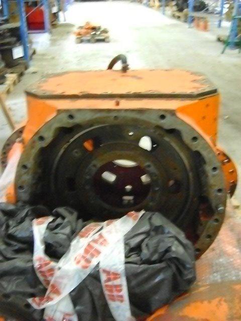punte motoare pentru FIAT-HITACHI W 270  încărcător frontal