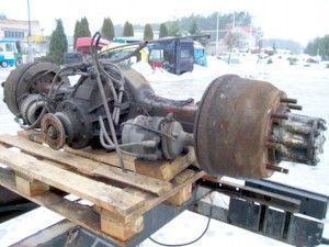 VOLVO punte motoare pentru VOLVO FL6 camion