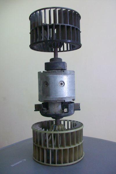 DAF Motor pechki radiator al cuptorului pentru DAF XF,CF autotractor