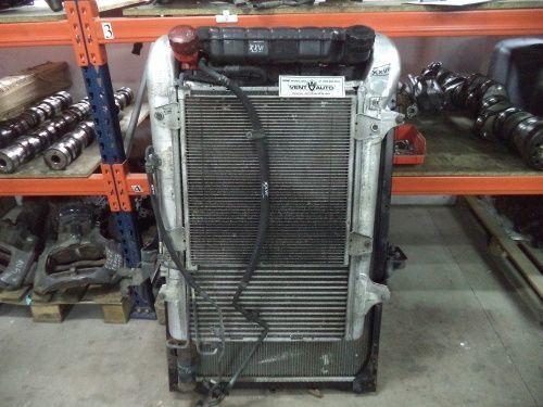 DAF radiator de racire pentru motoare pentru DAF XF 105 autotractor