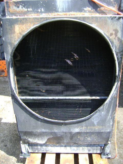 FIAT radiator de racire pentru motoare pentru FIAT Hitachi W 190 Evolution excavator