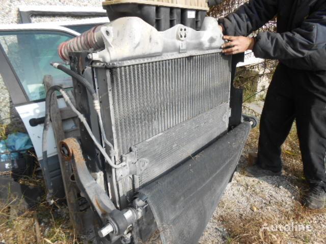 BEHRU radiator de racire pentru motoare pentru MAN TGA-TGX 480 autotractor