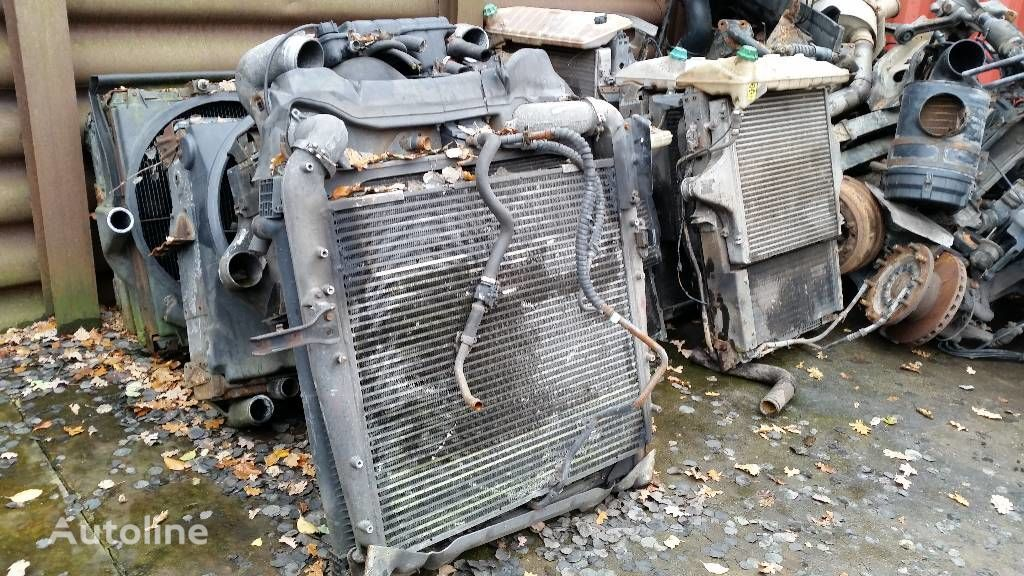 MERCEDES-BENZ 1840 radiator de racire pentru motoare pentru MERCEDES-BENZ 1840 camion