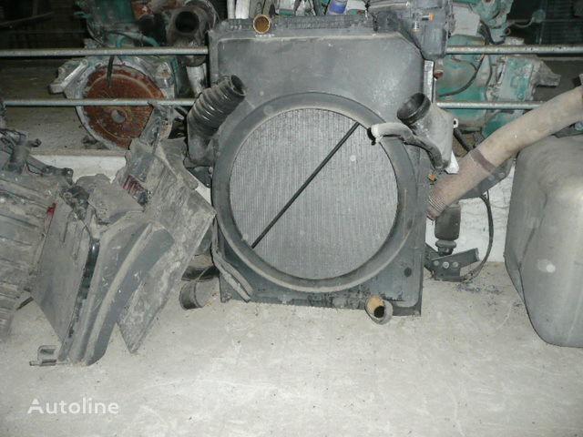 radiator de racire pentru motoare MERCEDES-BENZ Kuehler Packett komplett pentru camion MERCEDES-BENZ 1841/44 2007