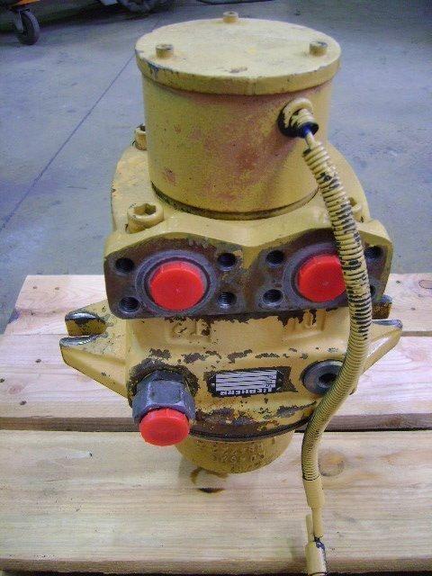 LIEBHERR Motore di rotazione reductor rotativ pentru LIEBHERR alte mașini de construcții