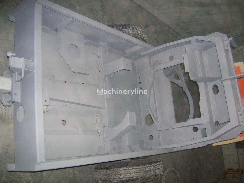 şasiu pentru PUTZMEISTER  M740/3  alte mașini de construcții
