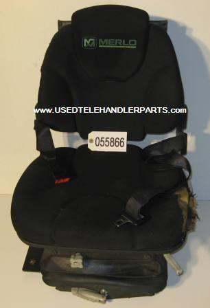 MERLO scaun pentru MERLO încărcător frontal