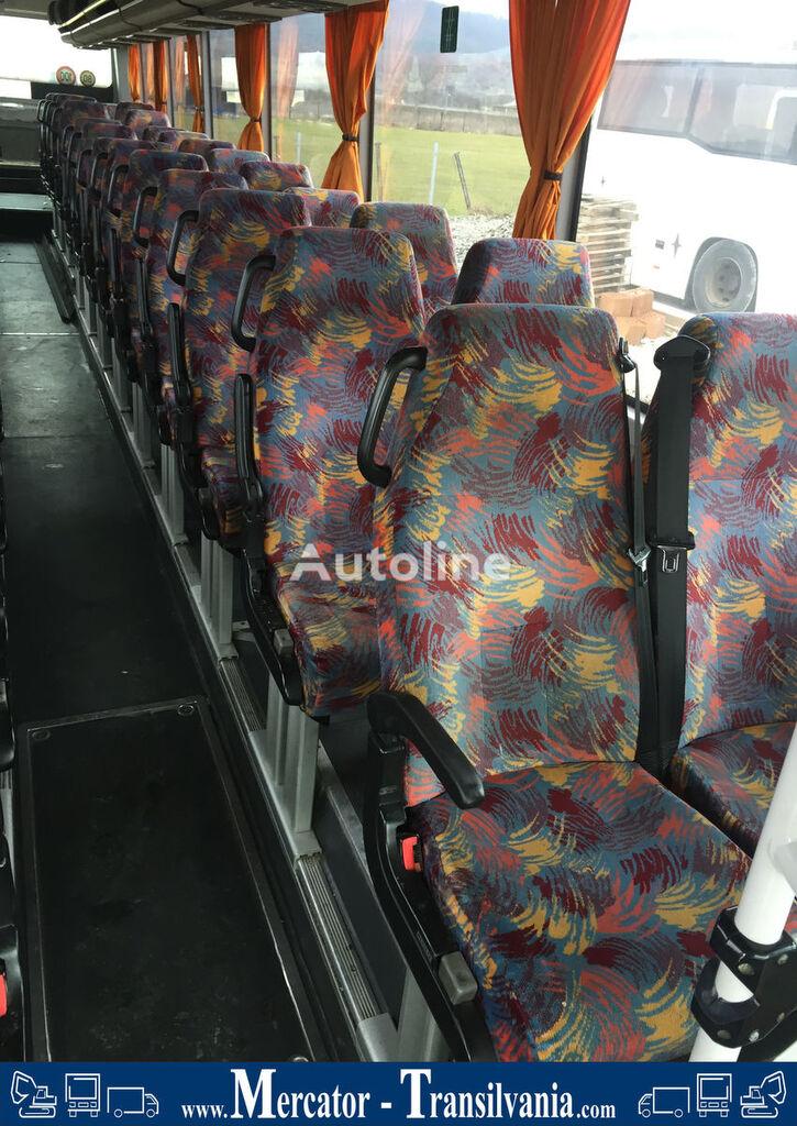 scaun Schlafsessel mit Armlehnlen und Gurte, komplett set. pentru autobuz RENAULT Ares SFR 112 în bucăți