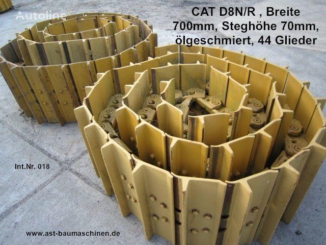 CATERPILLAR Kette mit Bodenplatten şenilă pentru CATERPILLAR D8N/R buldozer