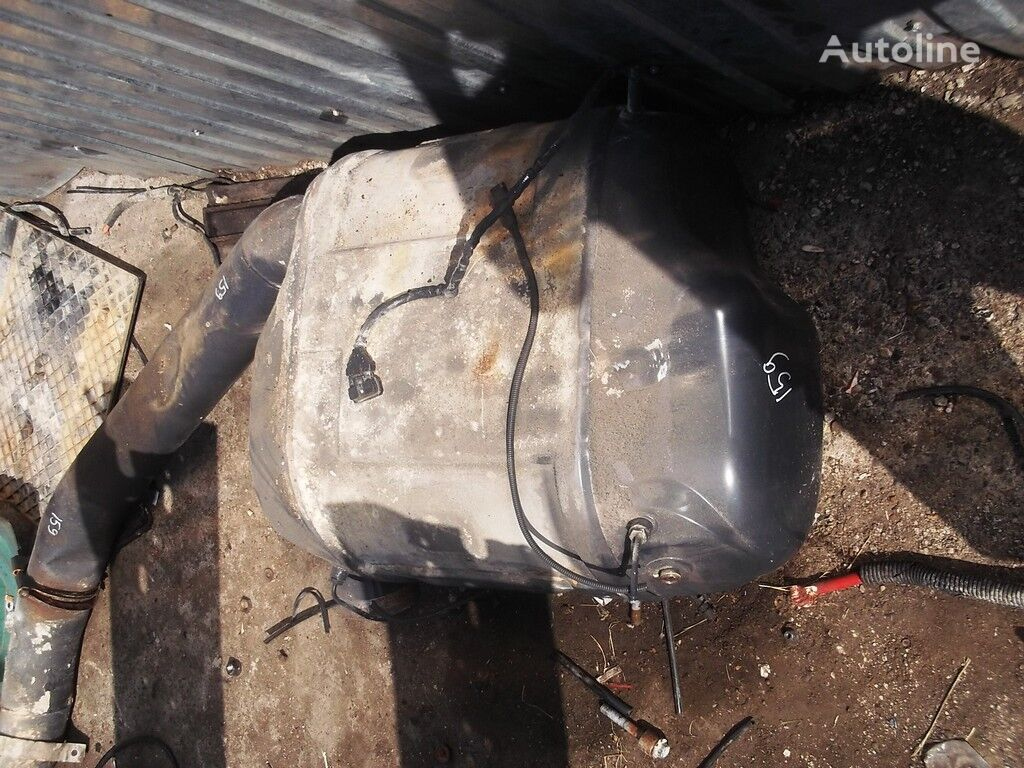 vyhlopnyh gazov Iveco silențiator pentru camion