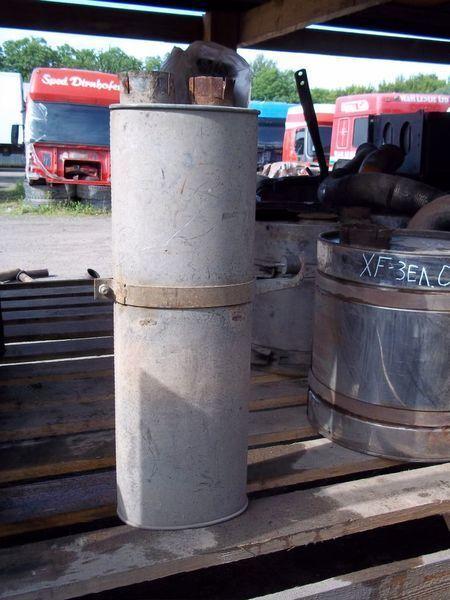 silențiator pentru MAN 18 camion