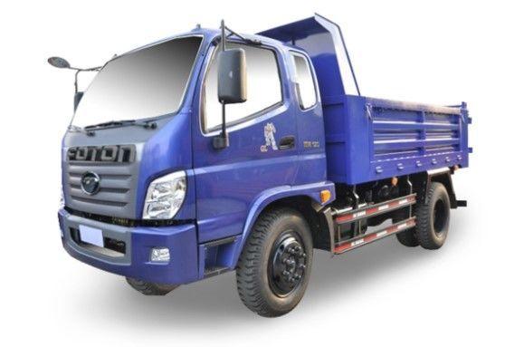 sistem de basculare pentru camion nou