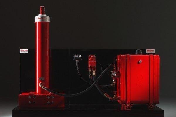 sistem de basculare Binotto pentru Binotto