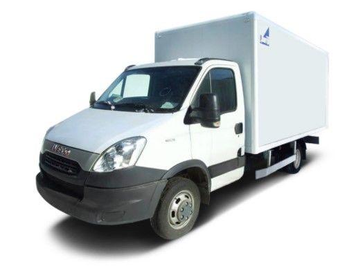 Elektrogidravlika na IVECO Daily sistem de basculare pentru camion nou