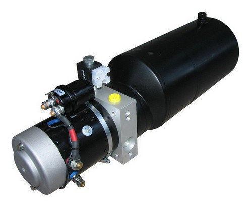 sistem de basculare poverpek 24V (Hydro-Pack, Turciya) pentru autotractor nou