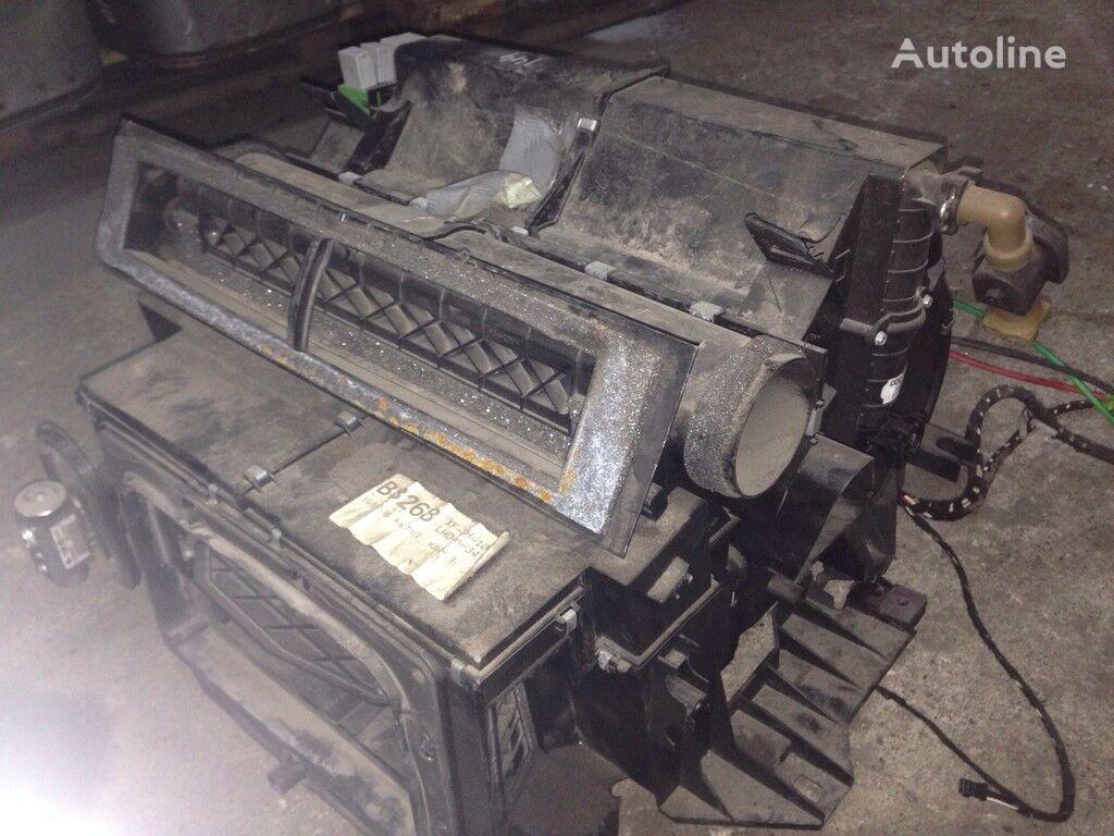 DAF sisteme de încălzire pentru camion