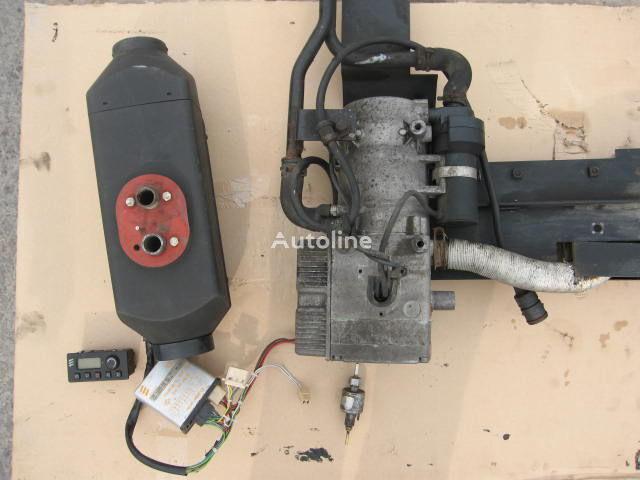 sisteme de încălzire pentru Lyubaya. 12- 24 volt